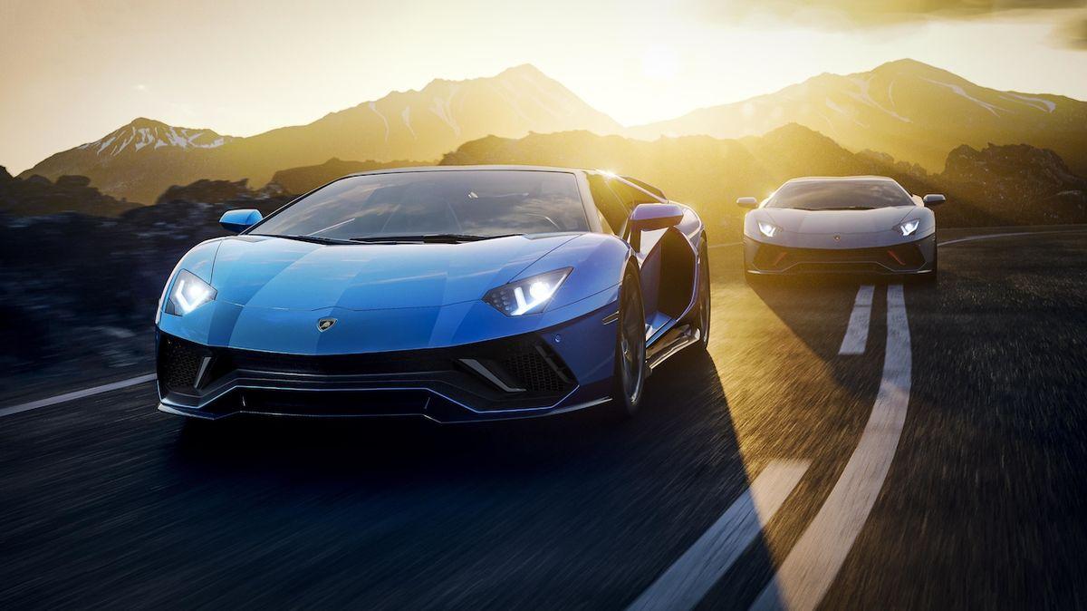 Lamborghini Aventador se po deseti letech loučí edicí Ultimae