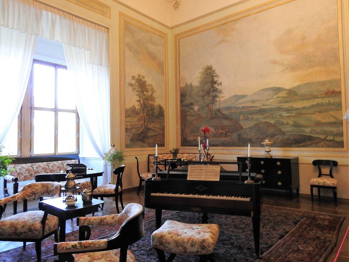 Hudební salon