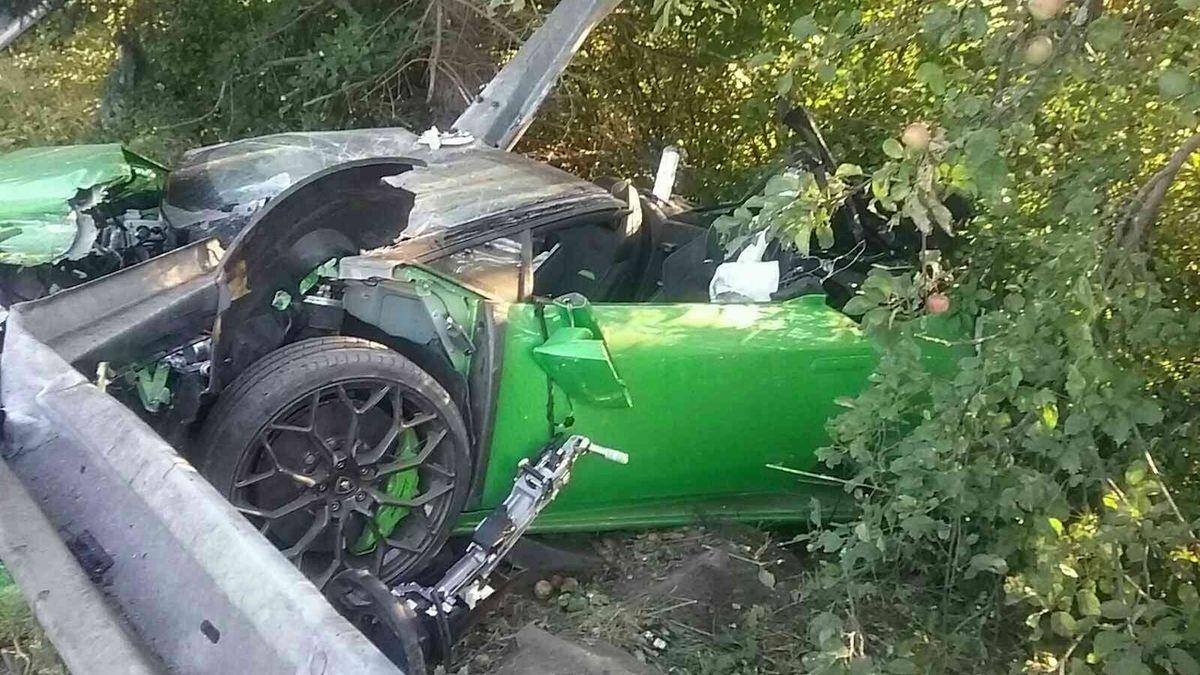 Slovenský regionální politik v lamborghini zemřel při dopravní nehodě