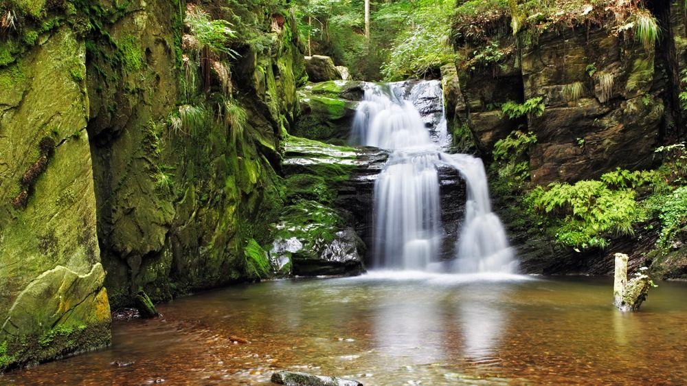Nejkrásnější vodopády České republiky aneb Několik tipů na hezký výlet do přírody