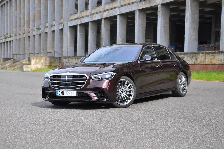 Mercedes-Benz S 400d 4Matic L
