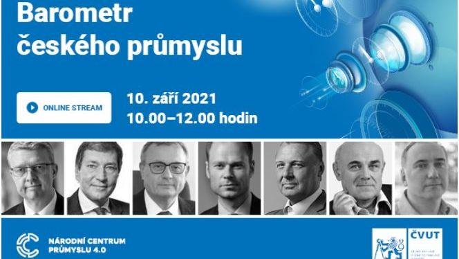 Barometr českého průmyslu živě: Nové výzvy pro český průmysl