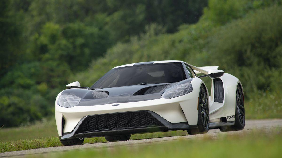 Vzpomínka na legendu. Ford vzdává hold vítězi Le Mans limitovanou edicí nového GT