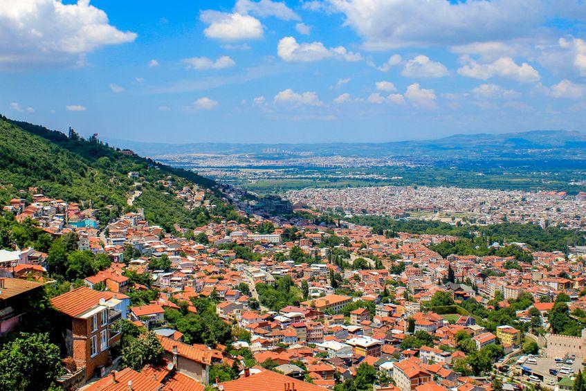 Bursa (ilustrační foto)