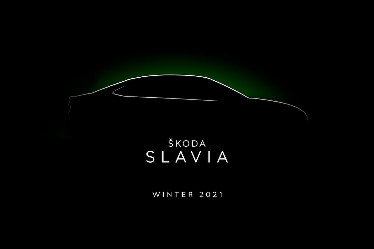 Nový sedan od Škoda dostane jméno Slavia