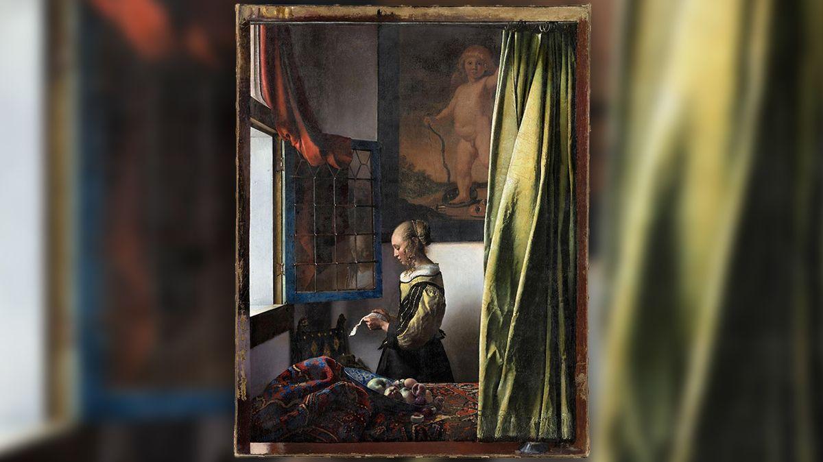 V Drážďanech vystavují devět obrazů Vermeera