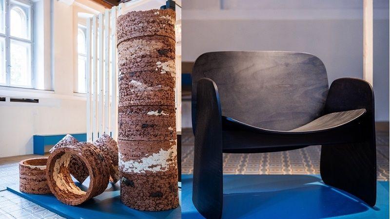 Designblok ocenil mladé diplomanty a ekologicky vytvořené objekty