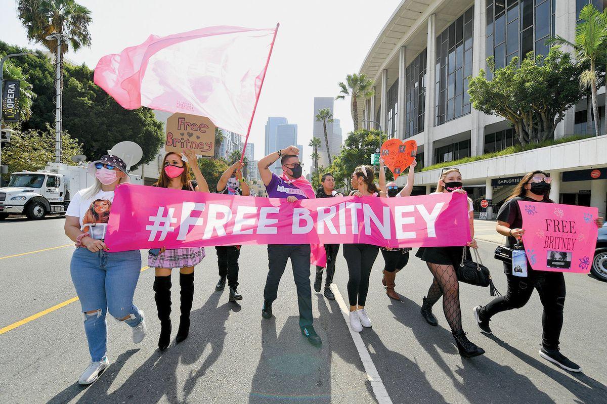 Kampaň za její svobodu s názvem Free Britney získala masovou podporu.
