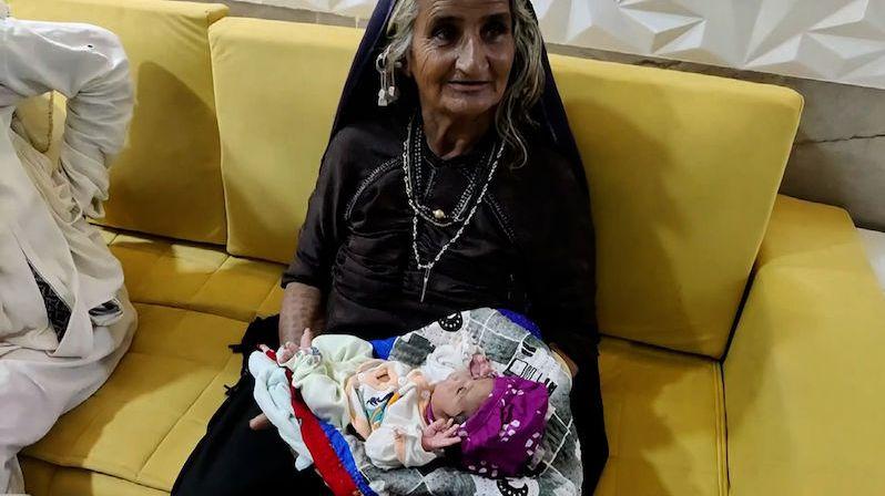 Celý život toužila po dítěti, v 70 se jí to konečně podařilo