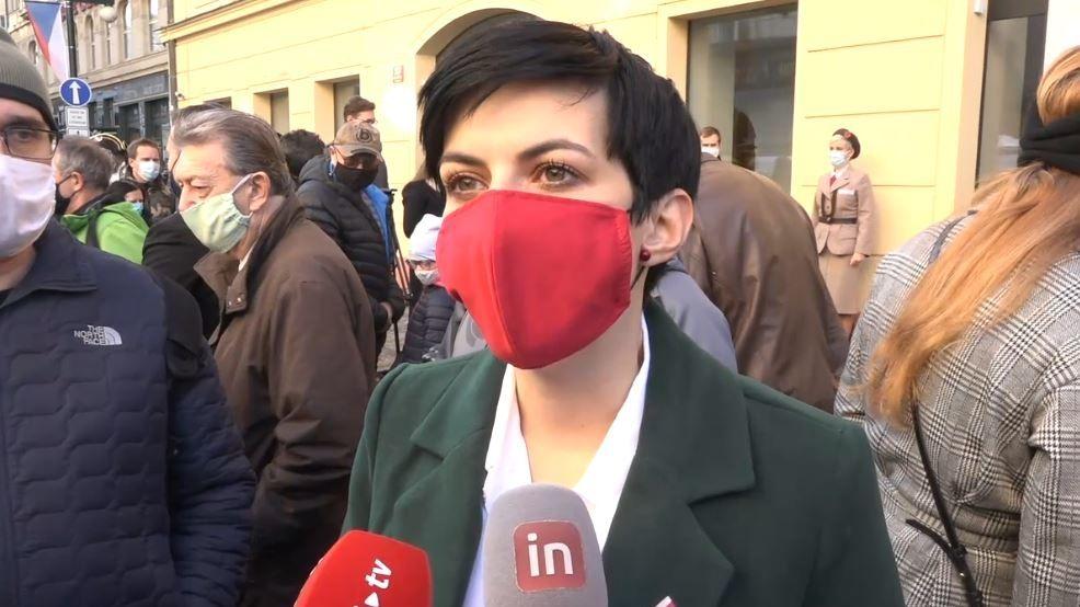 Pekarová Adamová: Už nechceme přísliby, ale konkrétní kroky