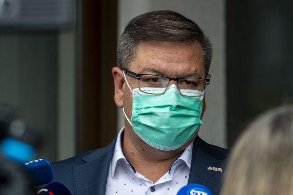 Nový hejtman Ústeckého kraje Jan Schiller (ANO)