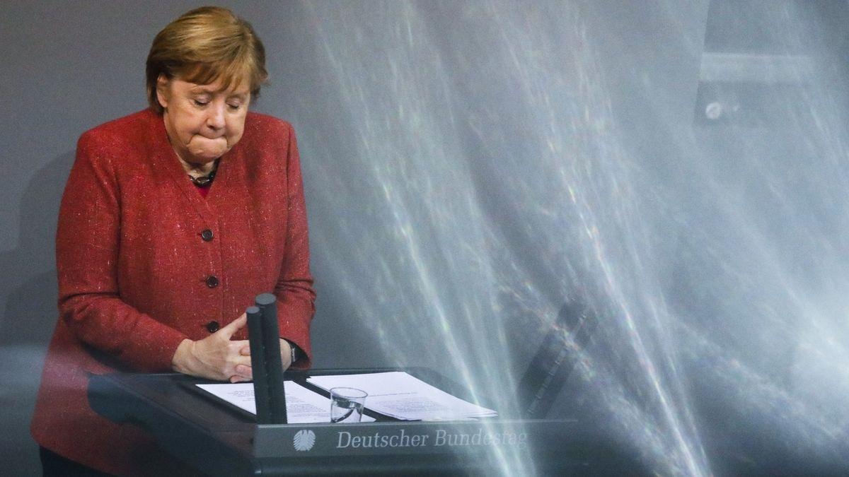 Merkelová chystá ještě přísnější lockdown