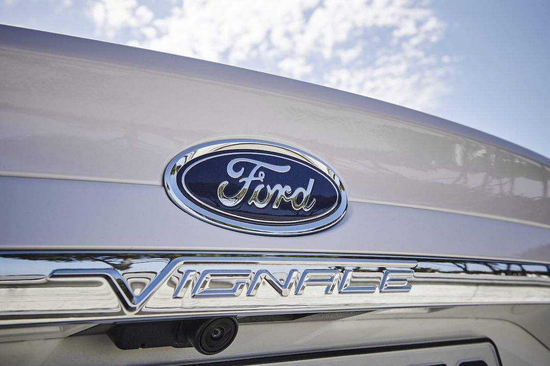 Ford (Ilustrační foto)