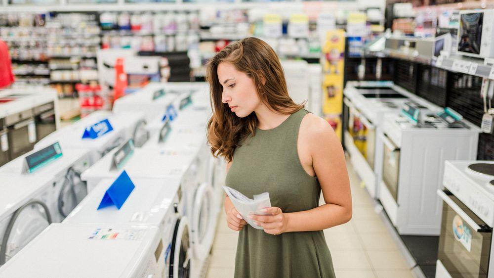 Spotřebiče mají nové energetické štítky, jsou přehlednější