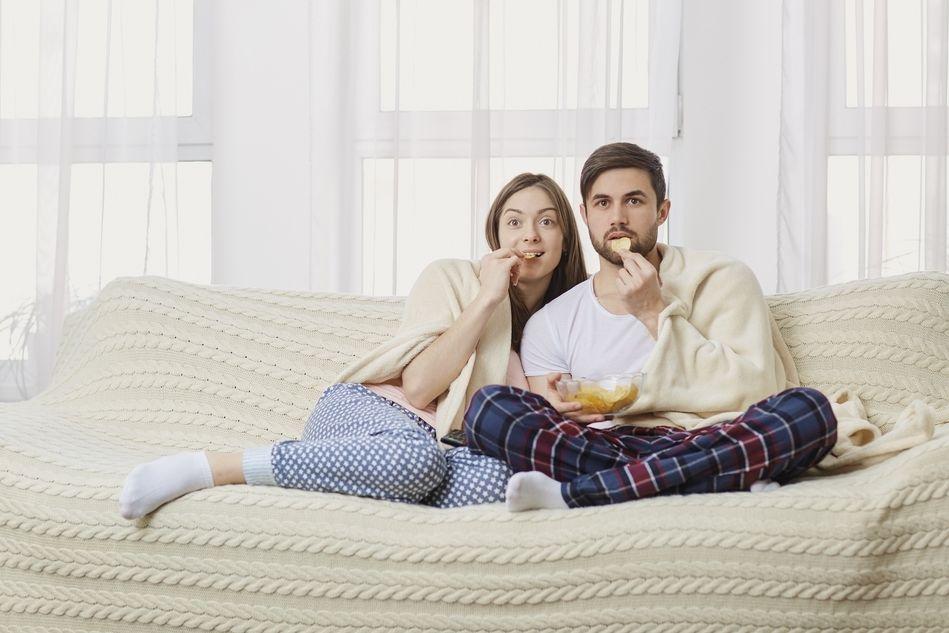 Češi více odpočívají u televize