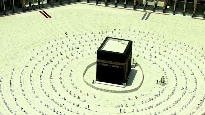 Začíná ramadán. Stejně jako loni s rozestupy