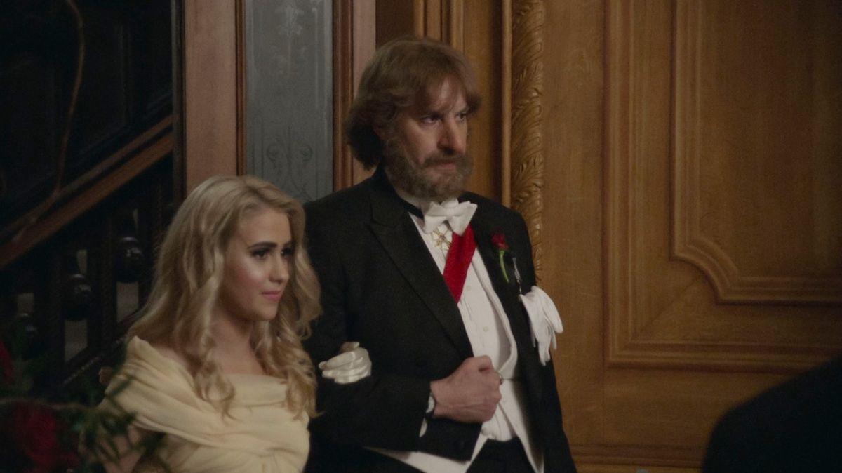 Boratova filmová dcera jde do hororu