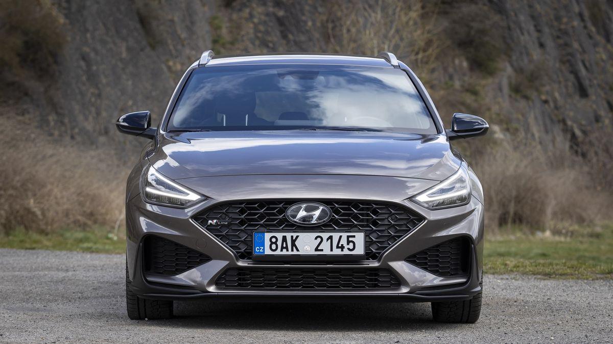 Dvojtest Hyundai i30 kombi po faceliftu: Racionální diesel vs. dychtivý benzín v N Line