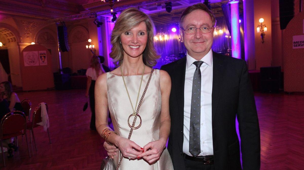 Manželka nového ministra: vědkyně i finalistka Miss
