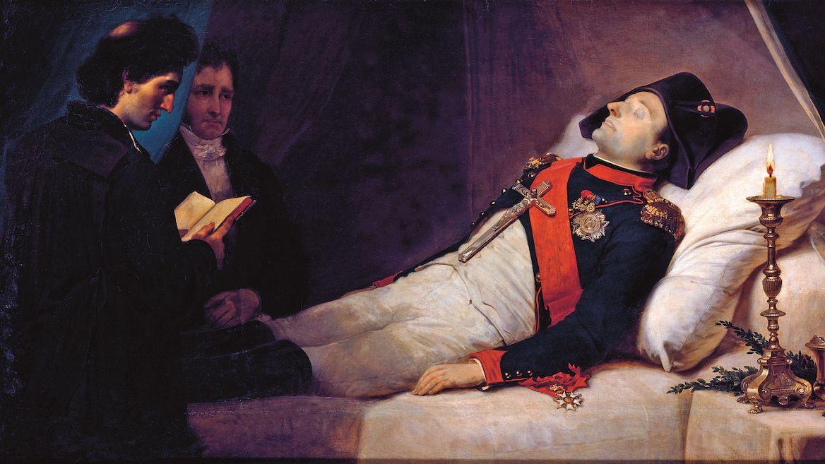 Jak před dvěma sty lety zemřel Napoleon