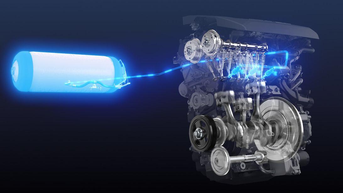 Toyota chce vodík i spalovat, nejen z něj vyrábět elektřinu. Prototyp brzy vyrazí na závody