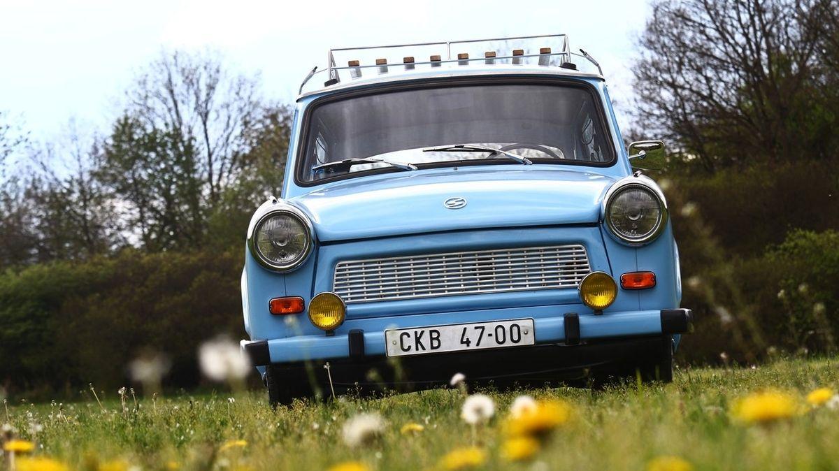 Trabant je opravdová automobilová legenda východní Evropy. Výroba skončila před 30 lety