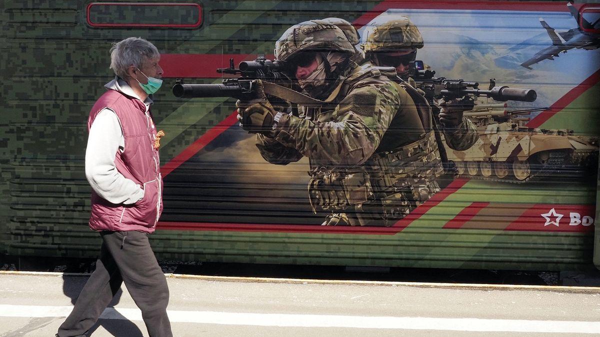 Půl milionu ruských pasů na Donbasu