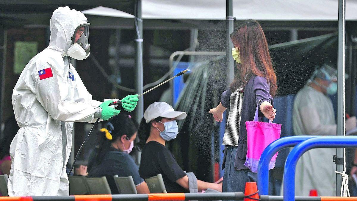 Tchaj-wan: restrikce injekce nenahradí