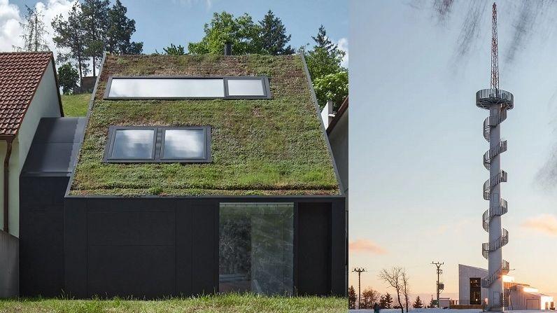 Česká cena za architekturu má třicítku nejlepších, dvě želízka patří ateliéru Kuba & Pilař