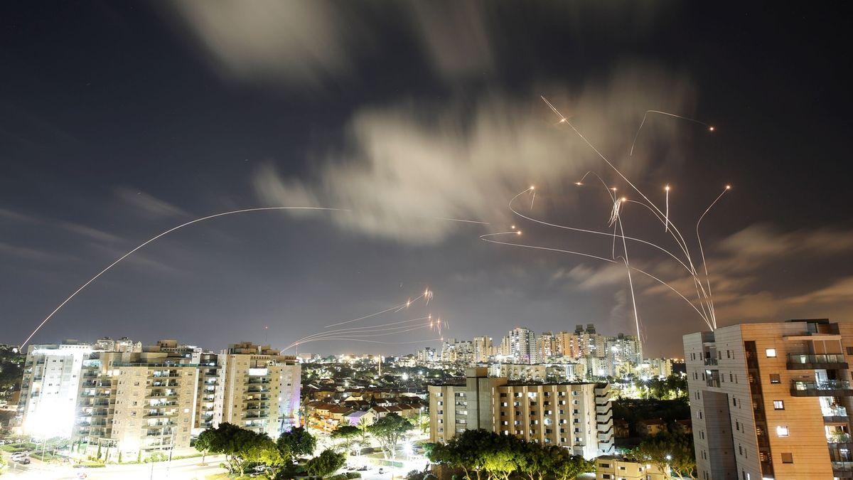 Zatímco na Izrael létaly rakety, nemocnice v Tel Avivu léčila neteř šéfa Hamásu
