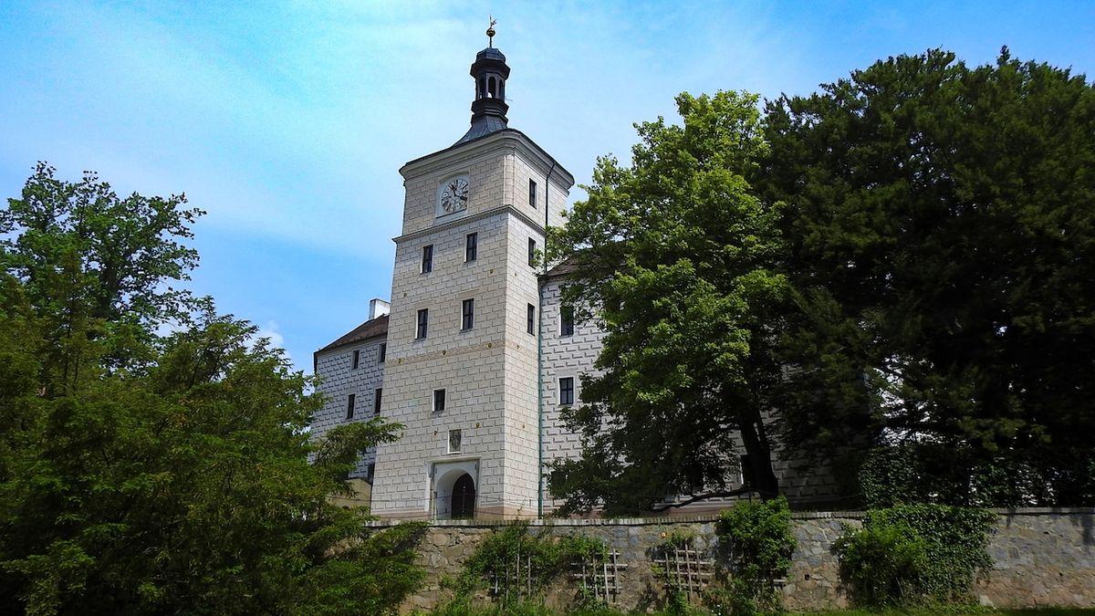 Březnice byla svědkem tajného sňatku, císařský syn se ženy nezřekl ani výměnou za polský trůn