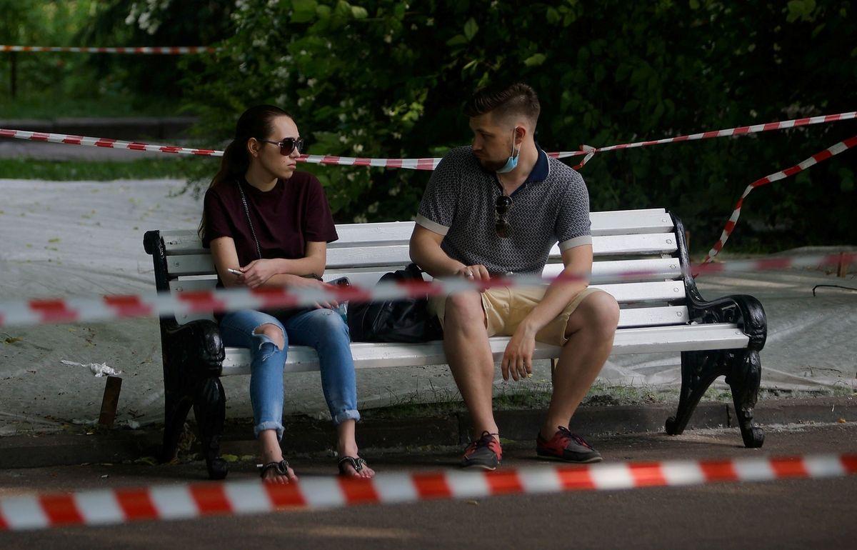 Nákaza v Rusku sílí, země zpřísňuje opatření
