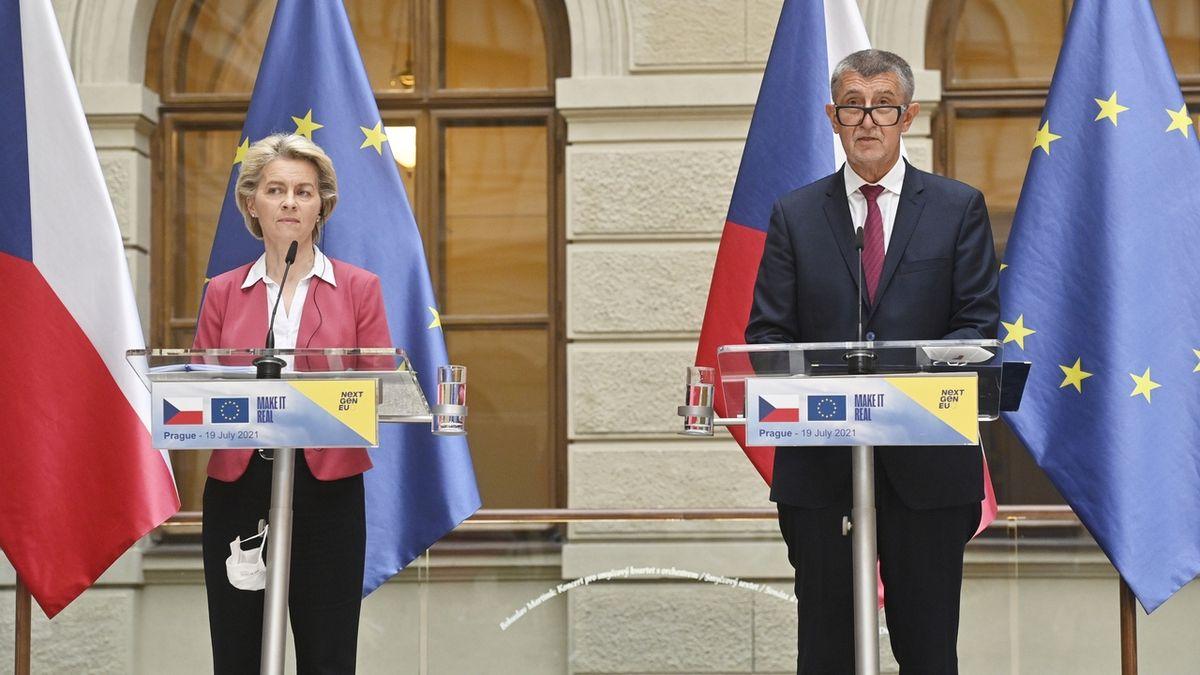 Česko letos dostalo z EU o 38 miliard víc, než poslalo