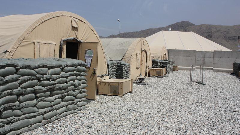 Velitel z Afghánistánu: Češi byli mezi posledními, kteří Kábul opustili