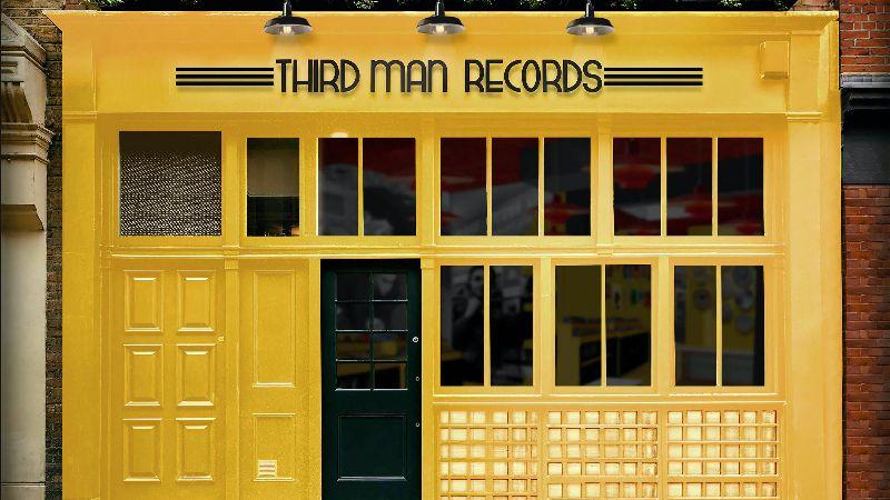 Jack White z White Stripes otevře svůj klub a vydá exkluzivní žluté vinyly