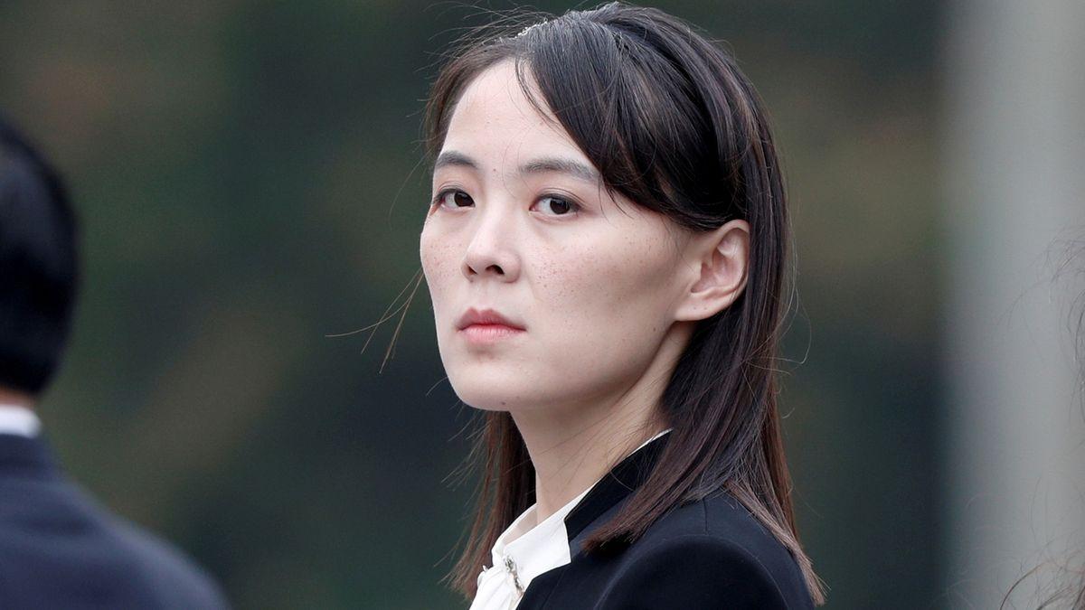Kimova sestra varovala USA před cvičením