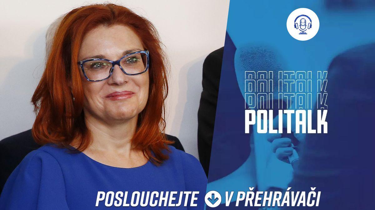 Jsem stejný tahoun pro lidi jako Václav Klaus mladší, věří Zuzana Majerová Zahradníková