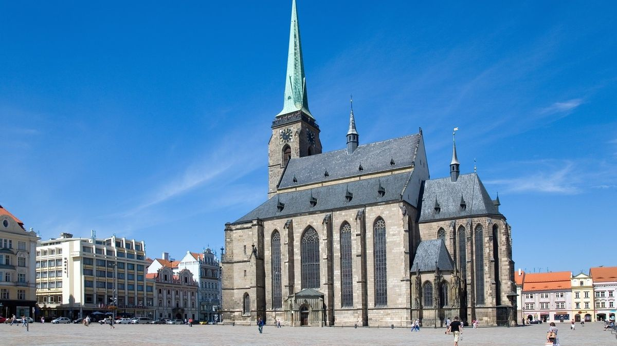 Plzeň spustila prvního virtuálního turistického průvodce