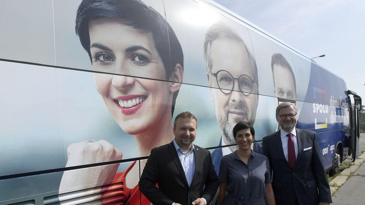 Koalice Spolu slibuje 40 000 nových bytů ročně