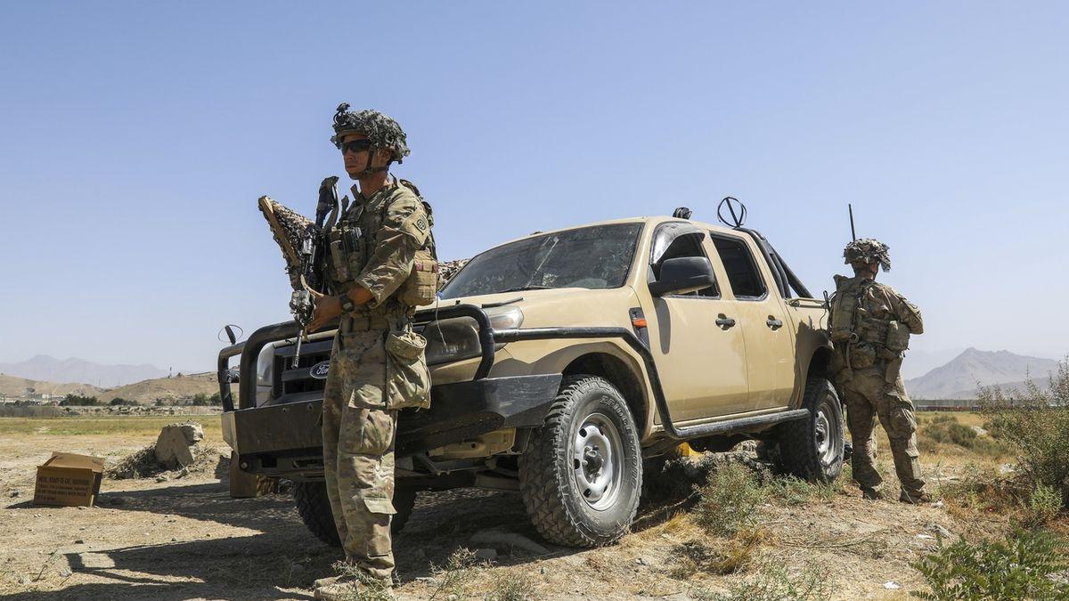 Američtí vojáci v Kábulu se připravují na další útoky Islámského státu