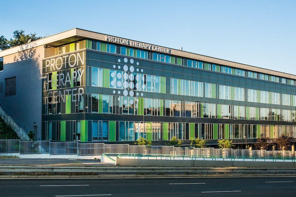 Protonové centrum v Praze
