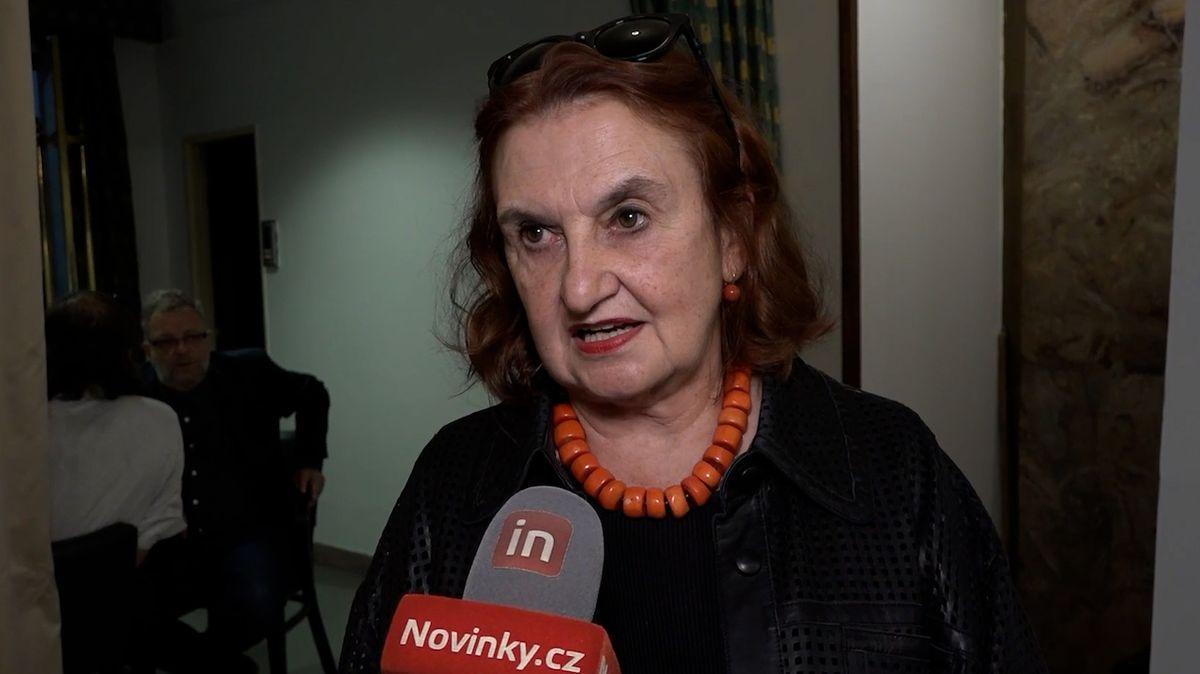 Jak si Češi pamatují útok na Dvojčata: Co to je za debilní film, ptala se Holubová