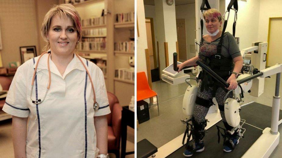 S roztroušenou sklerózou se zdravotní sestra naučila žít, covid ji ale srazil na kolena