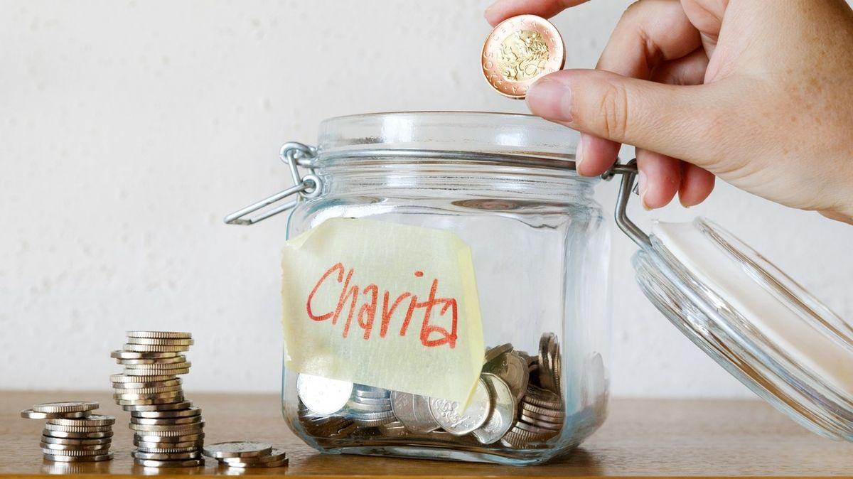 Darem při živelních pohromách si lze snížit daně