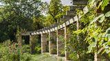 Jedinečná zahradní galerie vchateau Třebešice