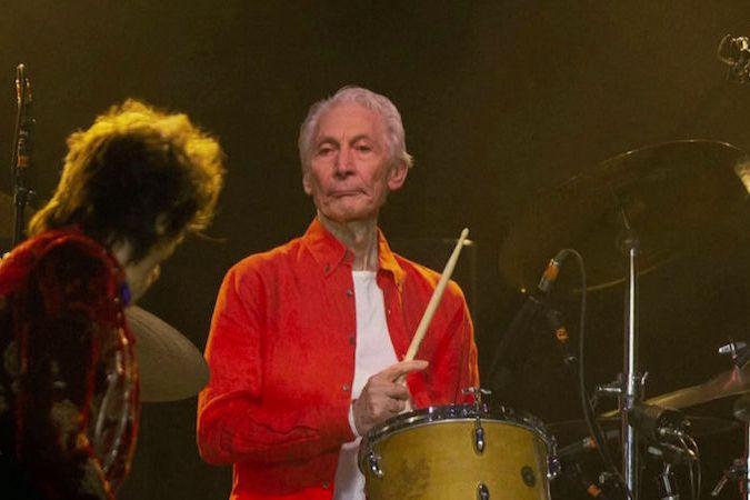 Zemřel bubeník Rolling Stones Charlie Watts