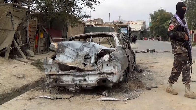 Pentagon označil srpnový útok na civilisty v Kábulu za omyl