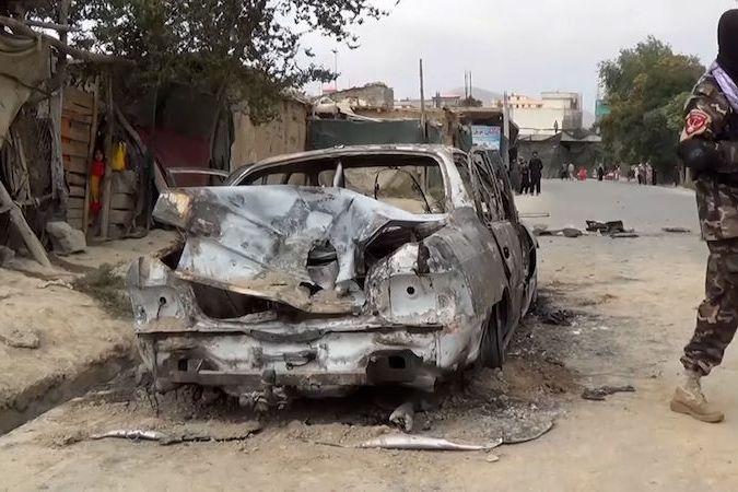 BEZ KOMENTÁŘE: Následky útoku u kábulského letiště