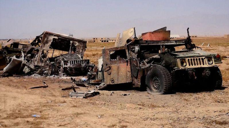 Vůbec nic nám tu nenechali, zlobí se Tálibán na Američany
