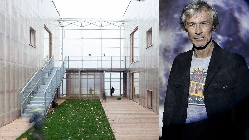 Architektem roku 2021 je Petr Stolín, jenž boduje na odborné scéně